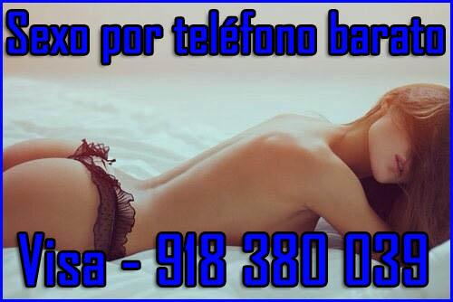 sexo por teléfono barato
