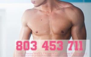 Números de teléfonos gays