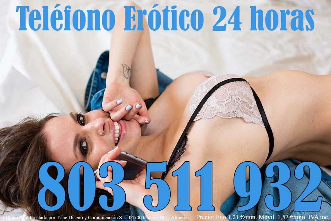 teléfonos eróticos